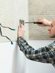 Electrician Job Tracking System