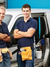 Tradesmen maintenance job management